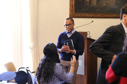 Syanne Rios Post-Conference With Jonathan Capehart