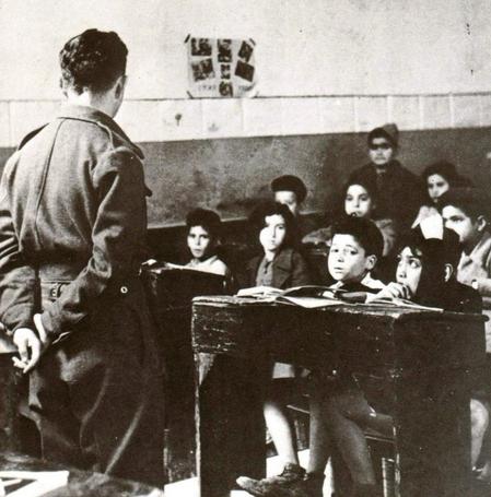A Jewish Teacher and her Pupils