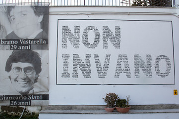 Artivism: How an Anti-Camorra Community is Fighting Crime with Art