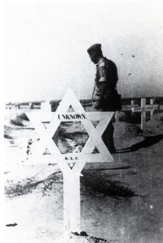 Tomb of a Jewish Soldier