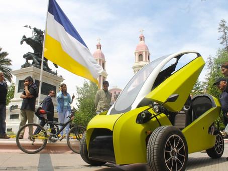 El primer auto eléctrico de Chile 🇨🇱💪🏽
