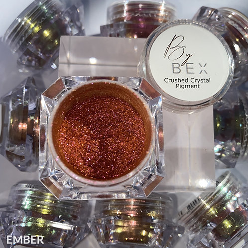 Crushed Crystal Pigment EMBER