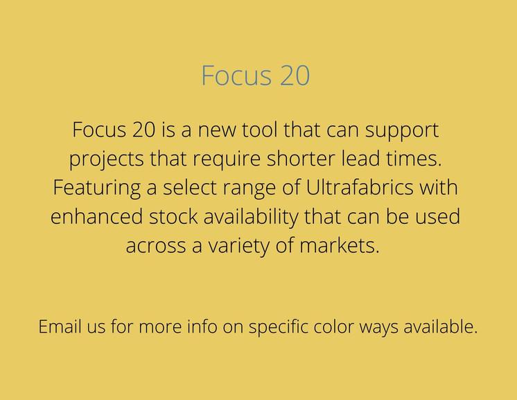 Focus20