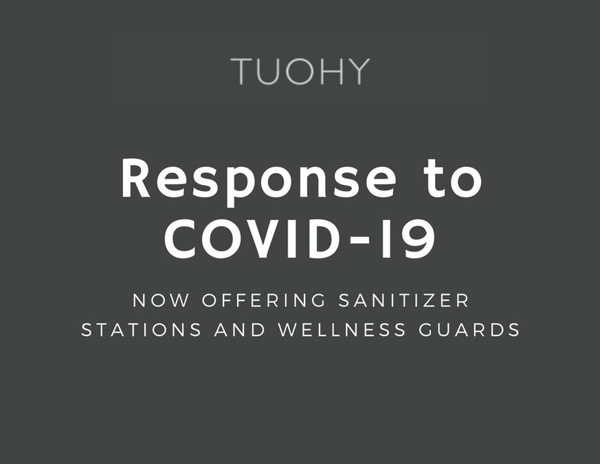 TUOHY Response