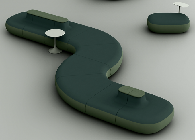 Isla Modular Seating