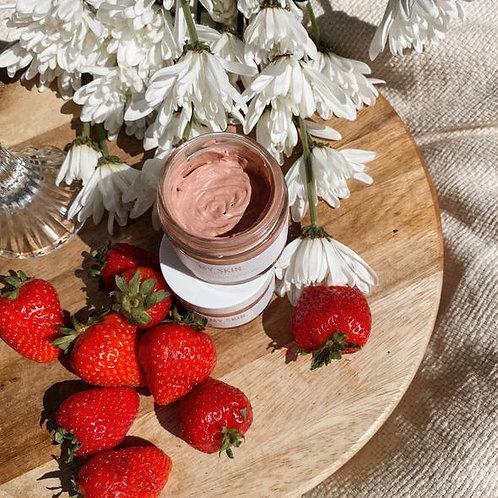 Strawberries & Cream Detox Mask