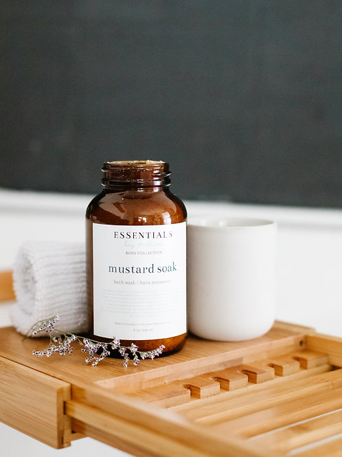 Wholesale - Mustard Soak