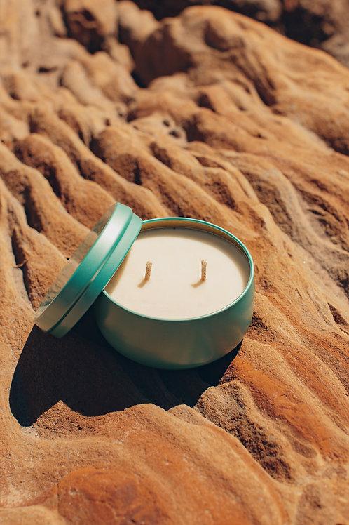 Teal Essentials Candles