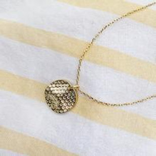 Honey Comb Necklace