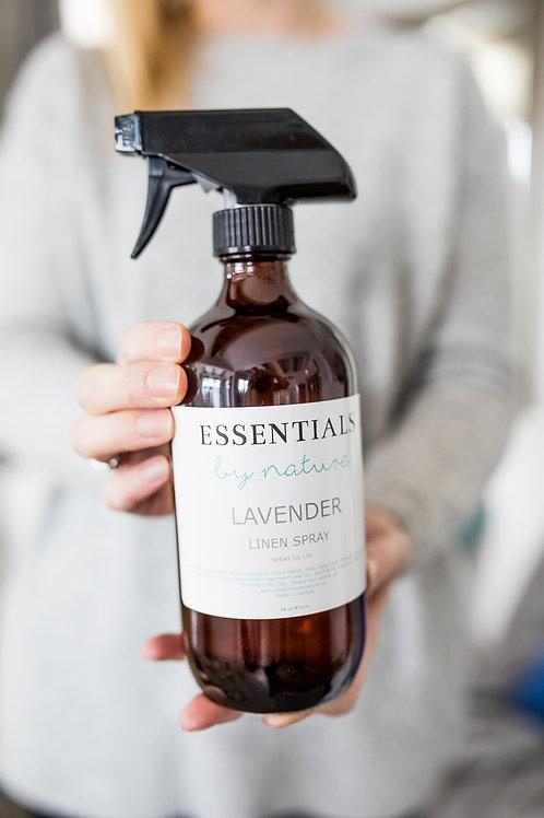 Lavender Vanilla Linen and Body Spray
