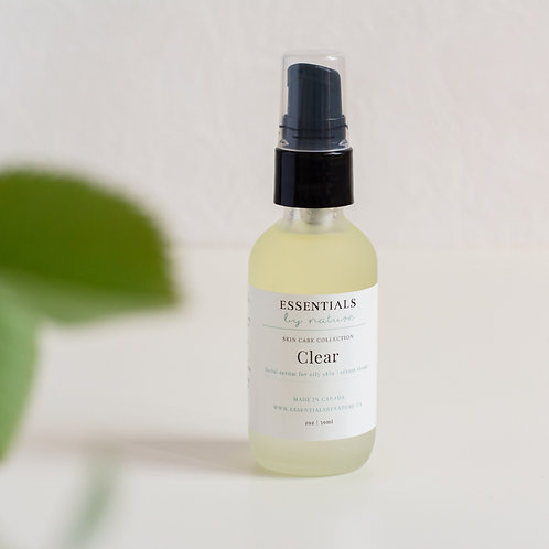 Wholesale - Clear Facial Serum for Oily Skin