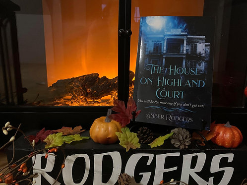 The House on Highland Court Autographed Copy