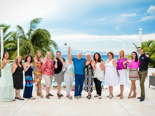Wedding FAM to Palace Resorts, Mexico