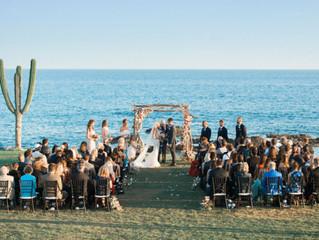 Cabo San Lucas Wedding - Sara & Will
