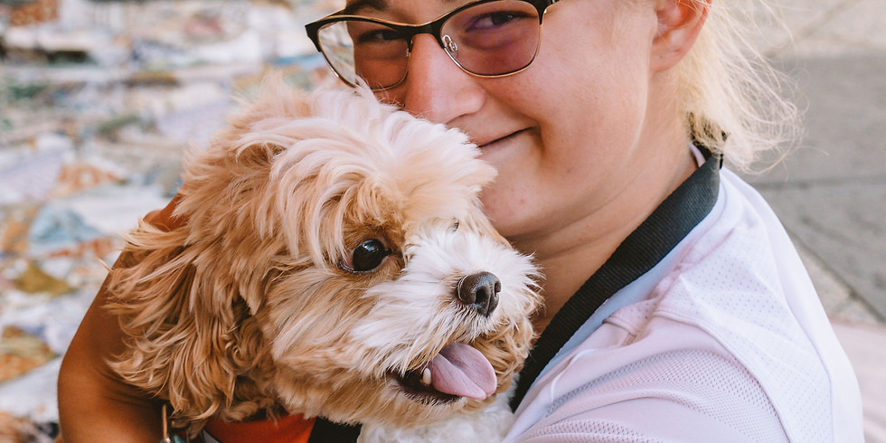 Stress Less Week: Puppies