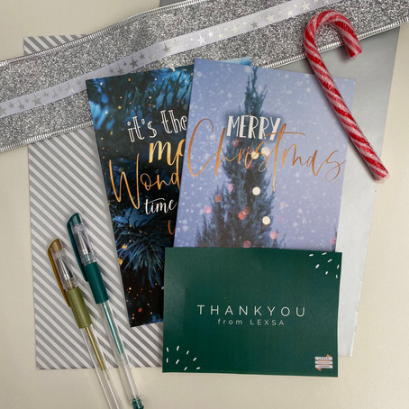 Christmas Giveaway Winners Announced!
