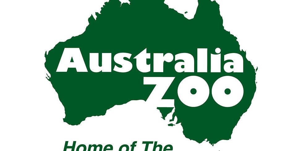 International Students Social Club - Australia Zoo day trip S2 2019