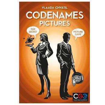 Codenames: Pictures Edition