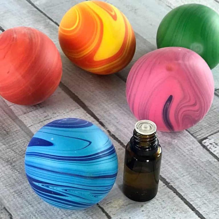 #11 Wellness Workshop: Aromatherapy Stress Balls