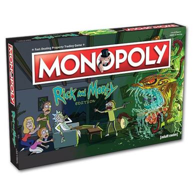 Monopoly: Rick & Morty Edition