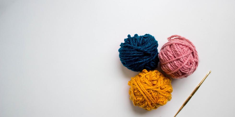DIY Crochet Scarf Giveaway