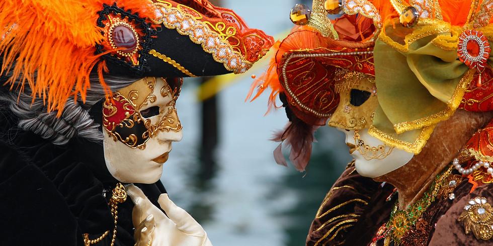 LEXSA's Venetian Masquerade Ball 2019