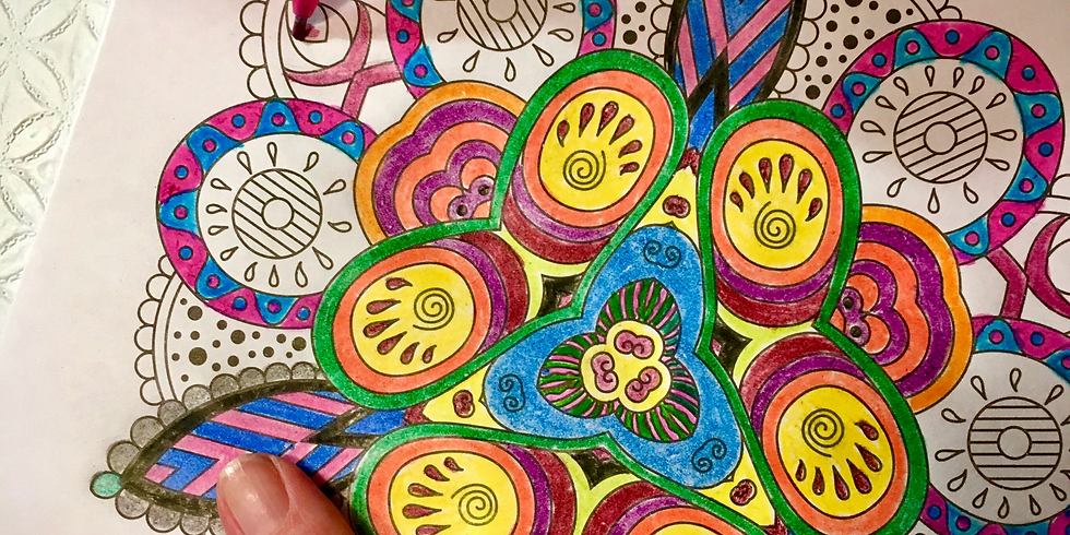 Colour in with LEXSA