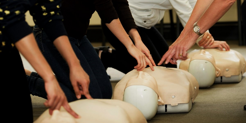 CANCLLED DUE TO COVID-19, WAITING LIST IS CLOSED - First Aid Course