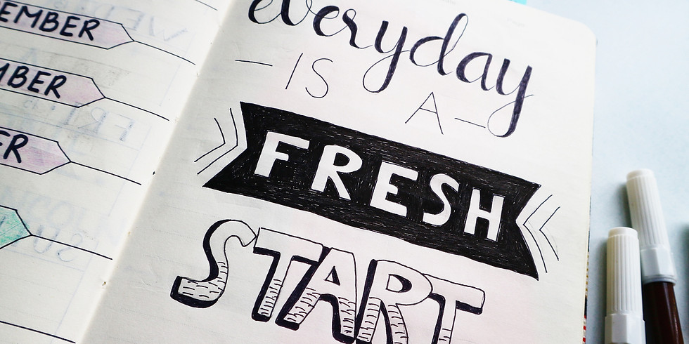 #8 Wellness Workshop: Typography with Kate Stroud