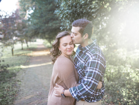 Lindsey and James || Engaged