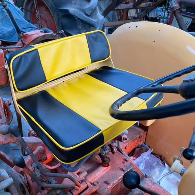 Tractor Seat recover