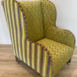 Kids Green Chair