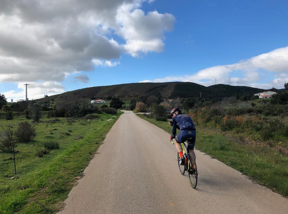 Quiet Algarve Road