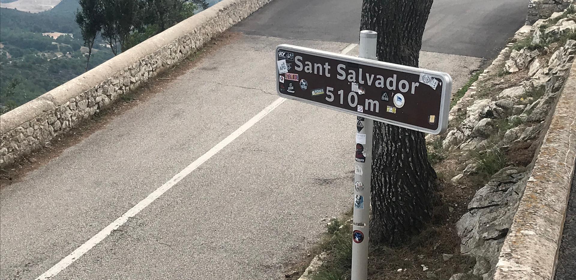 Sant Salvador Climb