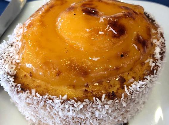 Home made cake Algarve