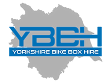 Yorkshire Bike Box Hire Logo