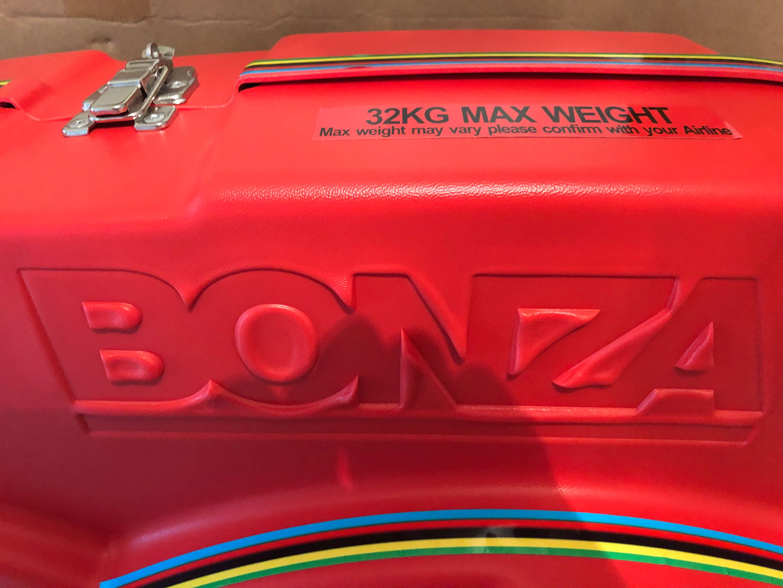 Bonza 2 Bike Box logo