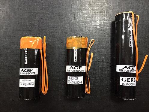 Gerb - AGF  (10seg, 12seg, 15seg)
