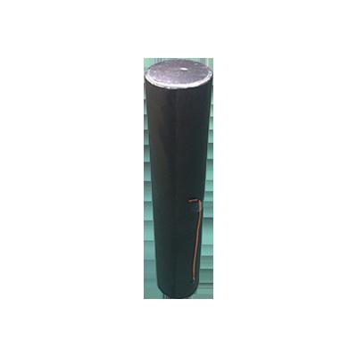 Bomba/Canhão de Papel Prateado