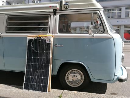 Solarpanel nachrüsten