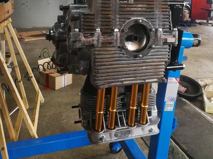 Restauration Motor