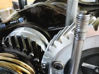 Motor restaurieren