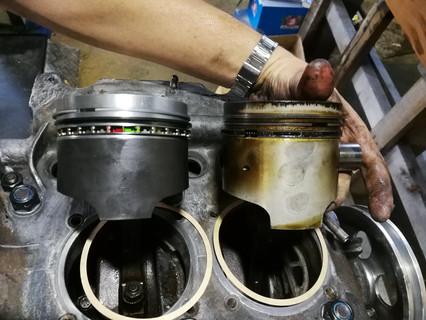 Kolben / Zylinder