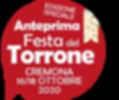 FESTA DEL TORRONE 2020 _ EDIZIONE SPECIA