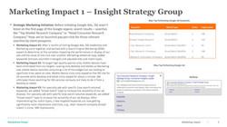May BU Marketing Analytics and Strategy