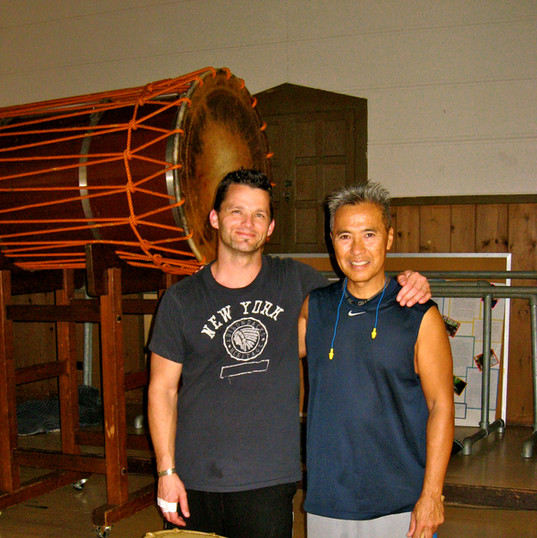 Hawaii with Kenny Sensei