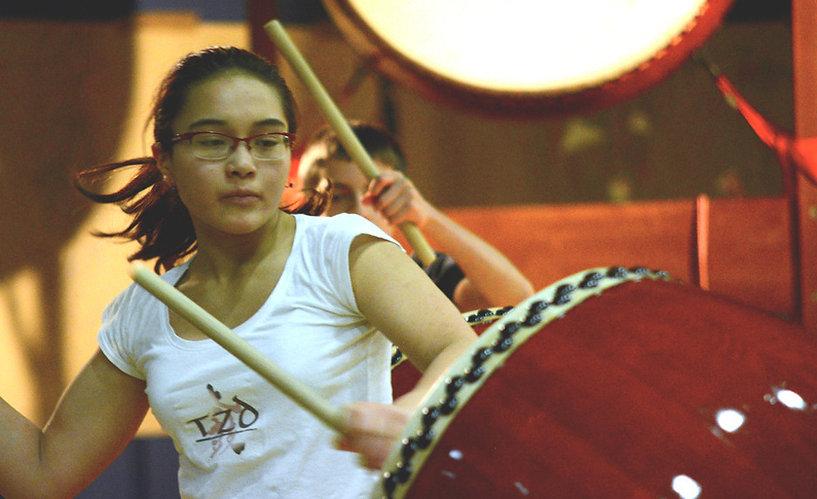 Taiko Player Image