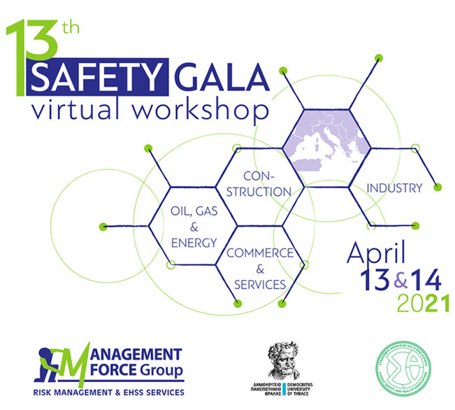 13TH SAFETY GALA VIRTUAL WORKSHOP 2021: AN ENDLESS SAFETY EXPERIENCE TOWARDS A SUSTAINABLE WORLD