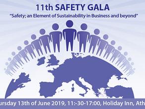 11ο Safety Gala στην Αθήνα του Ομίλου Εταιρειών Managerment Force