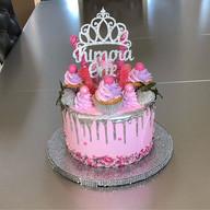 Happy 1st birthday Kimora!!! How cute is
